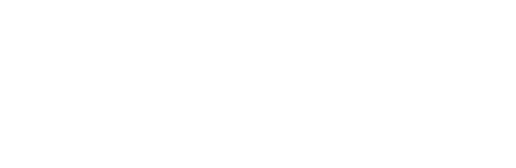 University of Georgia reversed white logo