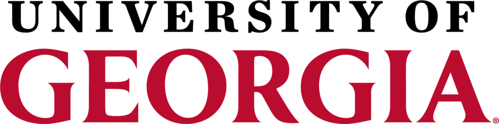 University of Georgia secondary wordmark