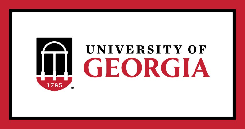 Logo University Of Georgia Brand Style Guide Uga Dissertation Format Check